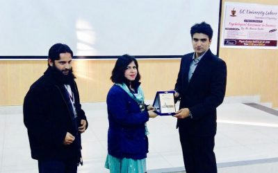MBTI Session with Psychology Students at GC University Lahore, Pakistan