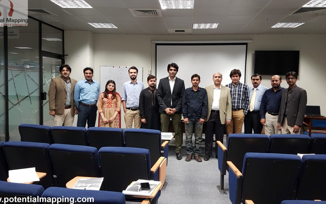 BIG FIVE (ASTON) Assessments incorporated in training course at LUMS